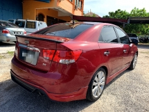 2010 NAZA FORTE Kia 1.6 PREMIUM Spec(AUTO)2010 Only 1 UNCLE Owner, 73K KM,TIPTOP,ACCIDENT-Free,DIRECT-Owner, with DUAL AIRBEGs, SPORT GEAR & BODYKIT