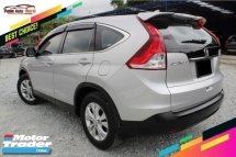 2014 HONDA CR-V Honda CR-V 2.0 4WD FACELIFT (A)FULLSPEC LEATHER CAMERA YR 2014