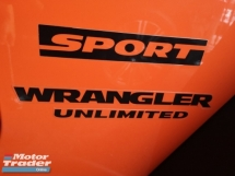 2015 JEEP WRANGLER JEEP WRANGLER UNLIMITED Promotion Unit.