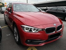 2016 BMW 3 SERIES 320i New Facelift Sport Line TRUE YEAR MADE 2016 Mil 48k km only Under Warranty to 2021