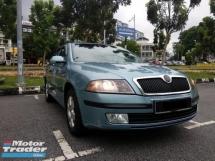 2006 SKODA OCTAVIA MK5