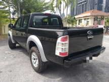 2011 FORD RANGER 2.5 XLT TDCI 4X4 DOUBLE CAB