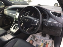 2017 TOYOTA HARRIER METAL AND LEATHER PACKAGE
