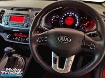 2013 KIA SPORTAGE 2.0 DOHC (A) AWD SUV SUN & MOONROOF KEYLESS ENTRY & START LEATHER SEAT REVERSE CAMERA