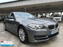 2014 BMW 5 SERIES 520D 2.0 (A) TURBO DIESEL UNREG !!!RAYA OFFER!!!