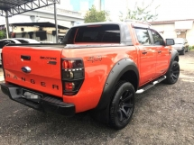 2015 FORD RANGER 3.2 (A) 4W WILDTRAK 6 SPEED / FULL SPEC / POWER SEAT / LEATHER SEAT / TIPTOP CONDITION