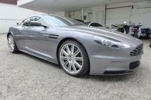 2008 ASTON MARTIN DBS DBS MANUAL 2011
