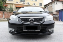 2005 TOYOTA VIOS 1.5G (A) Full Specs (Ori Year Make 2005)(2 Airbags ABS)(Good Condition)