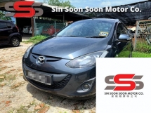 2012 MAZDA 2 1.5 V Sedan FULL Spec(AUTO)2012 Only 1 LADY Owner, 48K Mileage, TIPTOP with AIRBEG HONDA TOYOTA NISSAN MAZDA FORD CITY VIOS ALMERA POLO