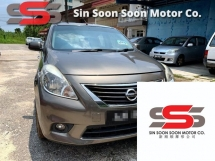 2012 NISSAN ALMERA 1.5 PREMIUM FULL Spec(AUTO)2012 Only 1 LADY Owner, 74K Mileage,TIPTOP with AIRBEG HONDA TOYOTA MAZDA PROTON PERODUA CITY VIOS POLO
