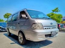 2011 KIA PREGIO 2.7 (M) Window Van