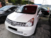 2009 NISSAN GRAND LIVINA 1.6 AT Blaklisted Can Loan DP6K