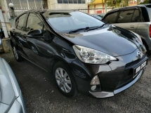 2012 TOYOTA PRIUS C 1.5 (A)50k km Only