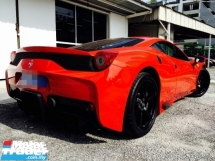 2014 FERRARI 458 SPECIALE WITH SPECIAL COLOR