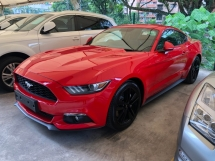 2016 FORD MUSTANG 2.3 EcoBoost Turbocharged 310hp SHAKER Surround Sport/Race Drive Select Xenon LED Push Start Button Multi Function Steering Reverse Camera Bluetooth Connectivity Unreg