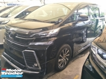 2015 TOYOTA VELLFIRE 2.5 ZG MODELISTA BODYKIT 360 SURROUND CAMERA SEMI LEATHER MEMORY SEATS FREE WARRANTY LOCAL AP