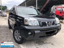 2008 NISSAN X-TRAIL 2.5L SUV(A) One Owner,Low Mileage,Accident Free,4WD ,Full Leather Seat