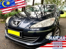 2013 PEUGEOT 408 1.6 THP (A) TURBO FULL SERVICE WARRANTY