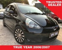 2006 HONDA JAZZ 1.5 i-DSl (A) NEW REG NUMBER BPV6661