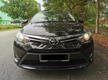 2013 TOYOTA VIOS 1.5 (A) G ENHANCED  - NEW FACELIFT SUPERB CONDITION