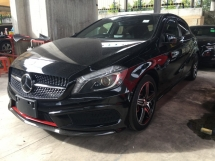 2014 MERCEDES-BENZ A250 A250 2.0 AMG SPORT HATCHBACK JAPAN SPEC