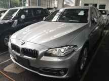 2014 BMW 5 SERIES 520i FACELIFT JAPAN UNREG