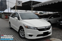 2008 HONDA STREAM GENUINE YEAR MAKE 2008 I-VTEC SUNROOF & FULL LEATHER & SUPER NICE CONDITION MUST VIEW BELIEVE