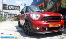 2014 MINI Countryman S 1.6 ( A ) ALL 4 TWIN POWER TURBO !! NEW MODEL !! JCW FULL BODYKIT !! PADDLE SHIFT / PUSH START AND ETC !! PREMIUM FULL HIGH SPECS !! ( VXX 2836 ) 1 CAREFUL OWNER !!