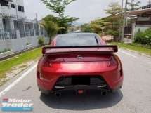 2006 NISSAN 350Z 3.5 A FULL SPEC RED EDITION