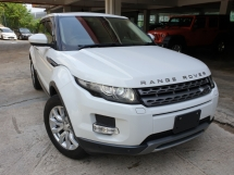 2014 LAND ROVER EVOQUE Dynamic 2.0