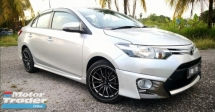 2014 TOYOTA VIOS 1.5 (AT) VVTI ENGINE SAVE PETROL / TRD BODYKIT / TIPTOP CONDITION