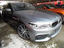 2017 BMW 5 SERIES 530i M SPORT 2.0 TWIN POWER TURBO NEW FACELIFT