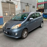 2009 PERODUA ALZA 1.5 EZ (Loan Available)