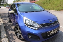 2013 KIA RIO 1.4 SX FULL SERVICE RECORD PUSH START SUN ROOF
