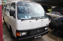 1996 NISSAN URVAN 2.0 PETROL 12 SEATER WINDOW VAN FULL AIRCOND BLOWVER