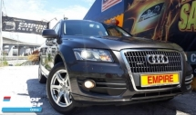 2011 AUDI Q5 2.0 ( A ) S-LINE TFSI QUATTRO !! FACELIFT !! PADDLE SHIFT / PUSH START / B&Q AUDIO SYSTEM / POWER BOOT !! PREMIUM SUV FULL HIGH SPECS !! ( X 1209 ) 1 CAREFUL OWNER !!