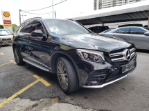 2017 MERCEDES-BENZ GLC 250 4 Matic done 30k km