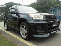 2000 TOYOTA RAV4 1.8 SUV (A)