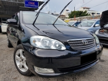 2005 TOYOTA ALTIS 1.8 (a) Blacklist High Loan Perfect Condition TipTop