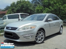 2011 FORD MONDEO 2.0 EcoBoost PowerShift Keyless PushStart TipTOP LikeNEW