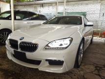 2014 BMW 6 SERIES 2014 BMW 640i 3.0 M Sport Grand Coupe 4 DOORS UNREG 2014