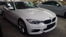 2015 BMW 4 SERIES 428i M-Sport Convertible