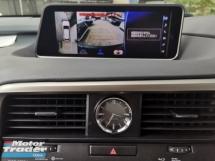 2017 LEXUS RX 2017 Lexus RX200 2.0T SUROUND CAM POWER BOOT UNREG
