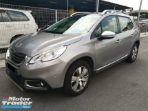 2014 PEUGEOT 2008 Peugeot 2008 1.6 VTi (A) - Nice No. WWC71 / True Year Made