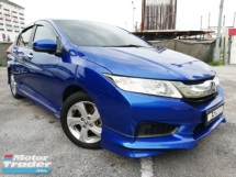 2014 HONDA CITY 1.5E (A)HONDA FULL SERVICE RECORD P.START KING