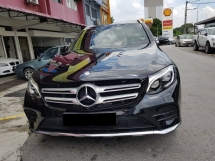 2017 MERCEDES-BENZ GLC 250  (CKD Local Spec)