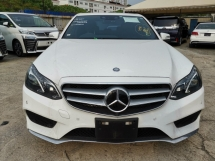 2014 MERCEDES-BENZ E-CLASS 2014 Mercedes-Benz E250 2.0 AMG SUROUND CAMERA UNREG