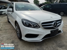 2014 MERCEDES-BENZ E-CLASS 2014 Mercedes-Benz E250 2.0 AMG JAPAN SPEC UNREG