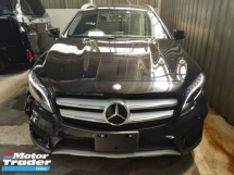 2015 MERCEDES-BENZ GLA 2015 Mercedes-Benz GLA180 1.6 TURBO AMG SPORT UNREG