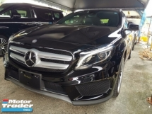 2014 MERCEDES-BENZ GLA 2014 Mercedes-Benz GLA250 2.0 AMG SPORT SUNROOF UNREG